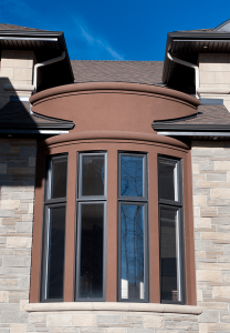 4 bow windows