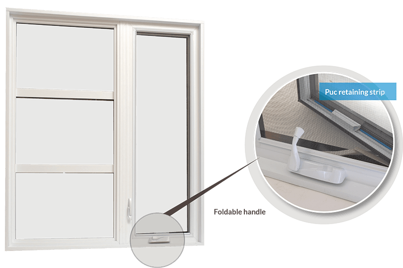 omni series casement window features