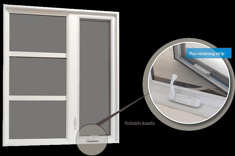 omni series casement window features