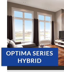 optima hybrid slider windows