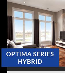 optima hybrid slider windows