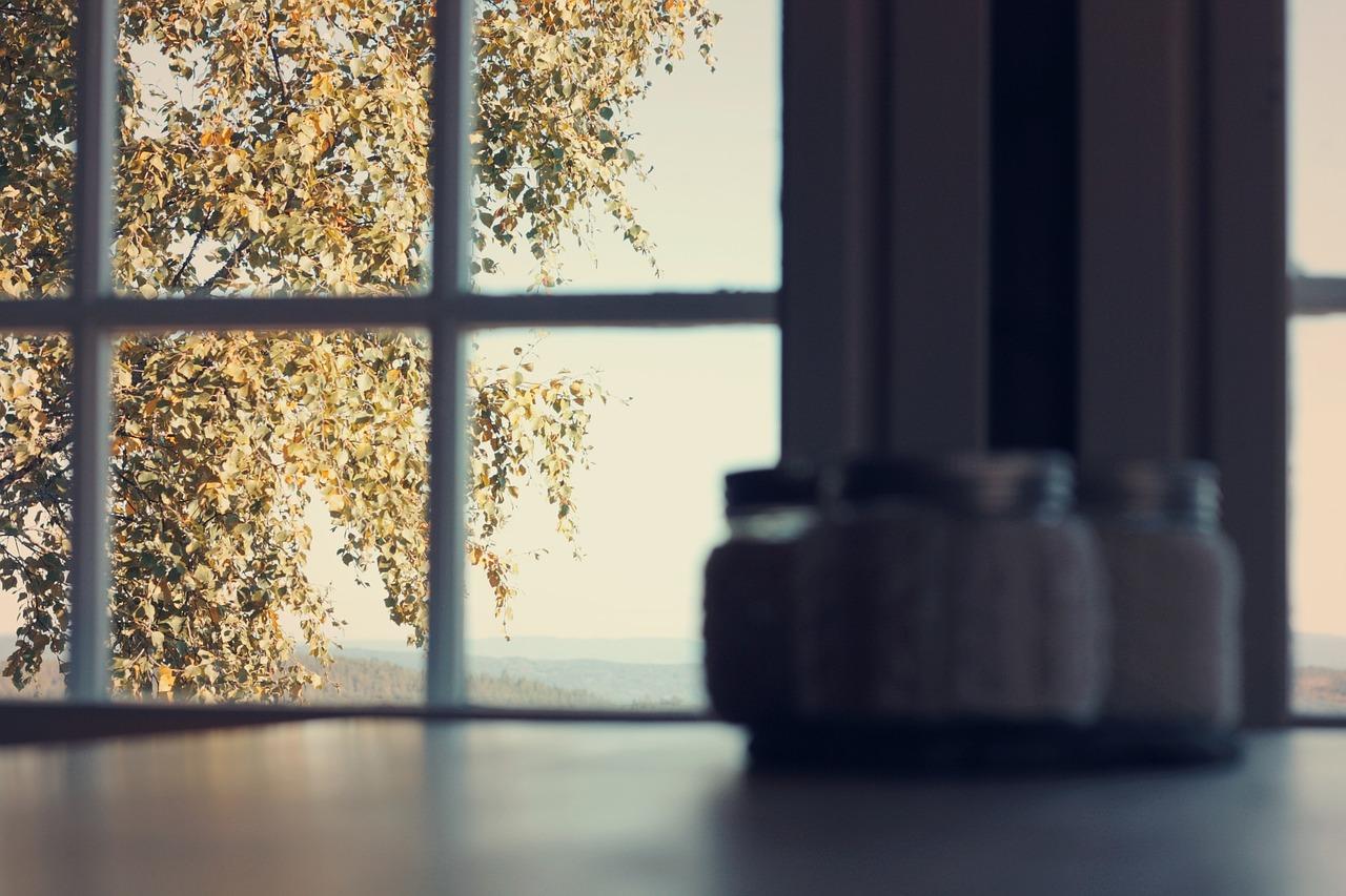 triple-glazed windows