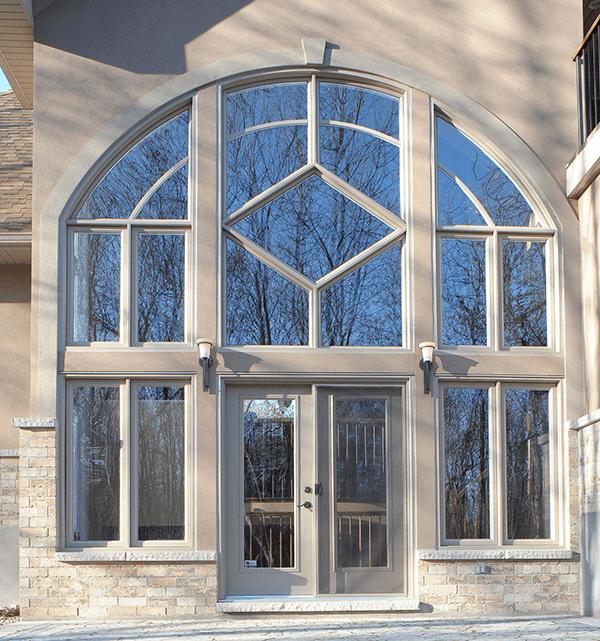Les portes et fenetres en architecture tour