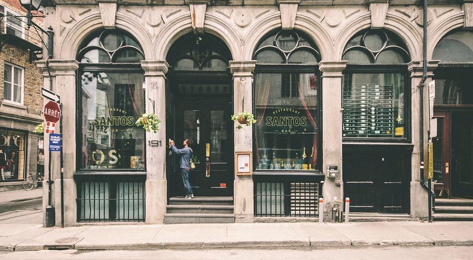 Glass Doors Make Great Storefronts Dalmen