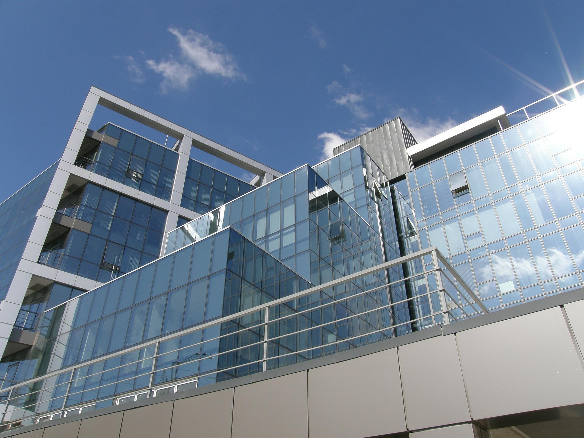 Commercial windows in Ottawa