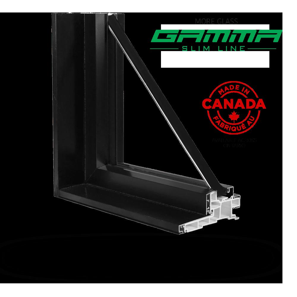 Gamma Slim Line Windows Dalmen