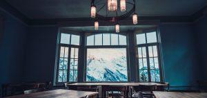 fenêtres en baie